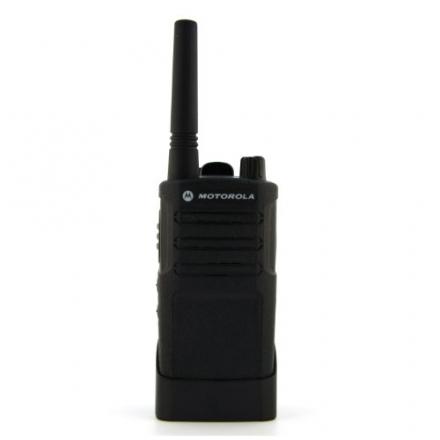 Motorola RMU2040 On-Site 4 Channel UHF Rugged Two-Way Business Radio (Black)