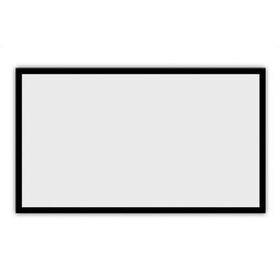 Elegante Matte Grey Fixed Frame Projection Screen Viewing Area: 120″ diagonal