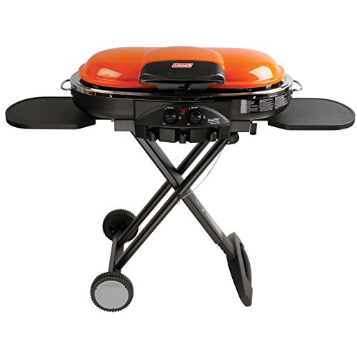Coleman RoadTrip® LXE Propane Grill – Orange