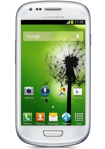 Samsung Galaxy S3 Mini I8200 8GB Value Edition Unlocked GSM Android Smartphone – White