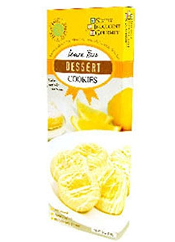 Too Good Gourmet Dessert Cookies, Lemon Bar, 3 Ounce (Pack of 24)