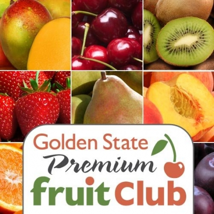 Golden State Premium Duo Monthly Fruit Club – 9 Month Club