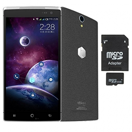 Takee 1/One (gift-32gb card) 3G Octa Core 32GB ROM 2GB RAM Android 4.4 OTG MT6592 2.0GHz, 5.5 inch S