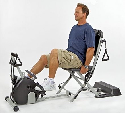 VQ ActionCare Smooth Rider II Exercise Bike CFC-180