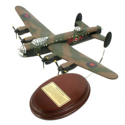 Mastercraft Collection Avro Lancaster Model Kit