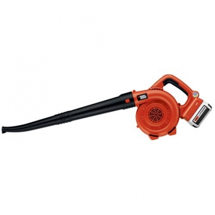Black and Decker LSW36 40-Volt Lithium Ion Cordless Sweeper