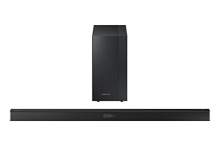 Samsung HW-J450 2.1 Channel 300 Watt Wireless Audio Soundbar (2015 Model)