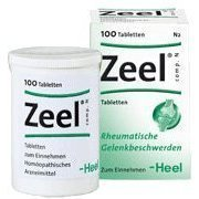 Heel Zeel 100 tab (Pack of 2) Personal Healthcare / Health Care