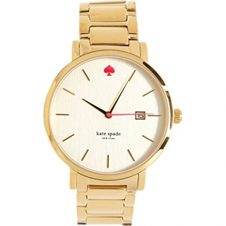 kate spade watches Large Gold Bracelet Gramercy