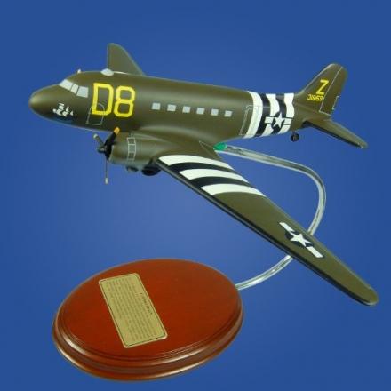 "Mastercraft Collection C-47A Skytrain ""Dakota Mk-1″ Model Kit"