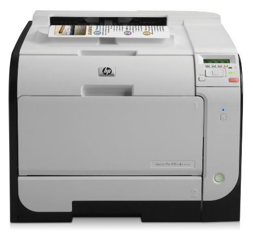 HP Laserjet Pro 400 M451dw Color Wireless Photo Printer (CE958A)