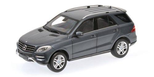 2011 Mercedes-benz M-Class in Grey Metallic