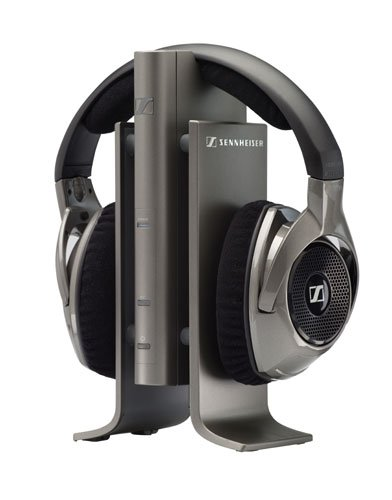 Sennheiser RS 180 Digital Wireless Headphones (Discontinued By Manufacturer)