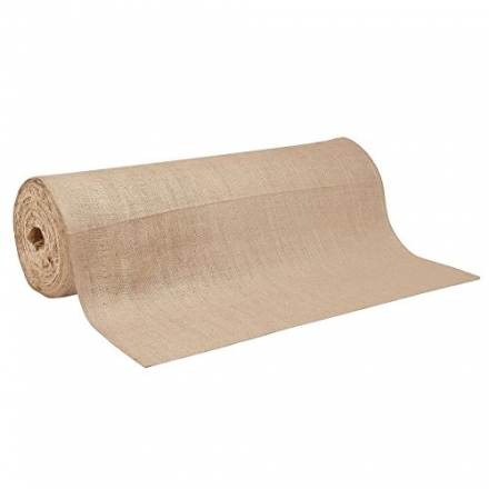 36″ x 100 yards Burlap Roll