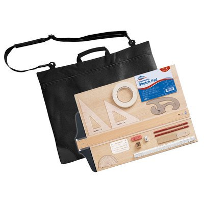 Drawing Board Set with Multiple Drafting Tools