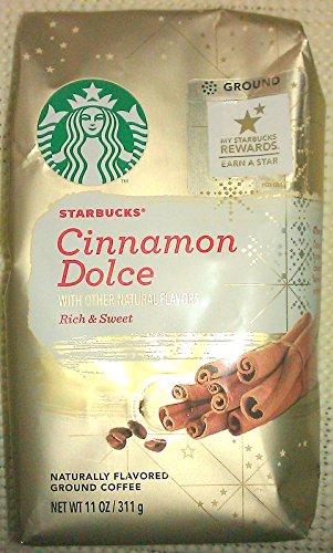 Starbucks Cinnamon Dolce Ground Coffee – 11 oz (311g)