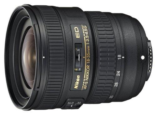 Nikon 18-35mm f/3.5-4.5G ED AF-S NIKKOR Lens for Nikon Digital SLRs
