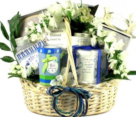 Gift Basket Village My Daughter My Friend Gift Basket for Daughters