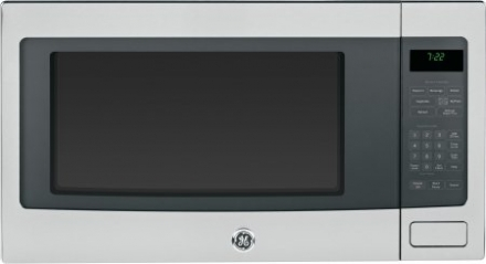 GE PEB7226SFSS Profile 2.2 Cu. Ft. Stainless Steel Countertop Microwave