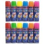 Silly String Spray Streamer (Assorted Colors) Pack of 12