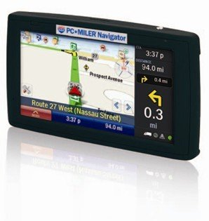 *New* Pc Miler Navigator 750 7″ All-in-one Truck GPS
