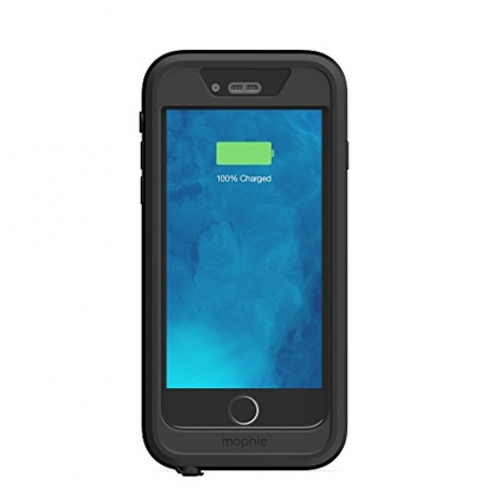 mophie juice pack H2PRO for iPhone 6 (2,750mAh) – Black
