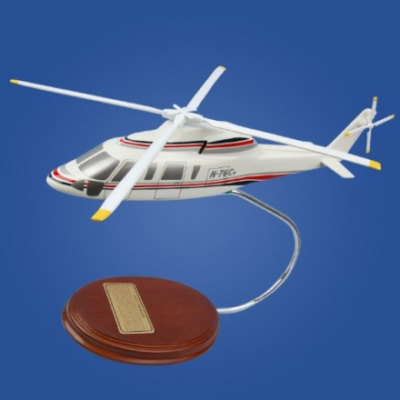 Mastercraft Collection S-76C+ Sikorsky Shares Model