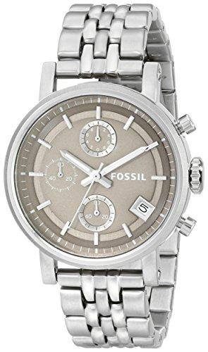 Fossil Women's ES3747 Original Boyfriend Chronograph Stainless Steel Watch