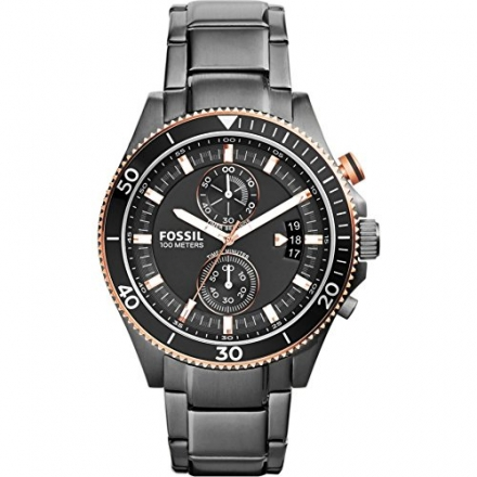 Fossil Wakefield Chronograph Stainless Steel Watch