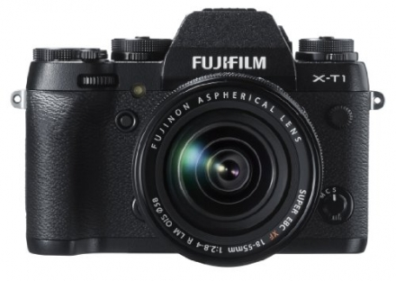Fujifilm X-T1 16 MP Mirrorless Digital Camera with 3.0-Inch LCD and XF 18-55mm F2.8-4.0 Lens