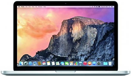 Apple MacBook Pro MF841LL/A 13.3-Inch Laptop with Retina Display (512 GB) NEWEST VERSION