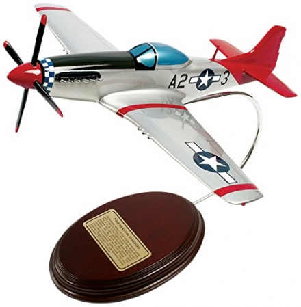 "Mastercraft Collection P-51D Mustang ""Tuskegee"" Model"