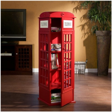 Holly & Martin Jasper Phone Booth Cabinet