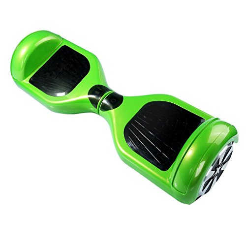 Lighting Auto Two-wheel Smart Self Balancing Scooters Drifting Board with LED Light Skateboard Elect