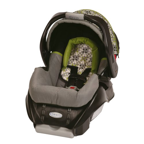 Graco SnugRide Classic Connect Infant Car Seat, Surrey (Discontinued by Manufacturer)