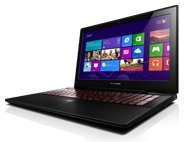 Lenovo Y50-70 Laptop Computer – 59440656 – Black – 4th Generation Intel Core i7-4720HQ (2.60GHz 1600