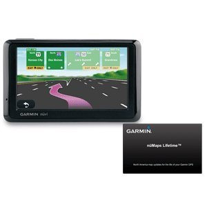 Garmin nüvi 1390/1390T 4.3-Inch Widescreen Bluetooth Portable GPS Navigator with Traffic & Lifetime