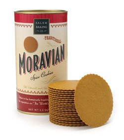 Moravian Spice Cookies – 24, 3oz