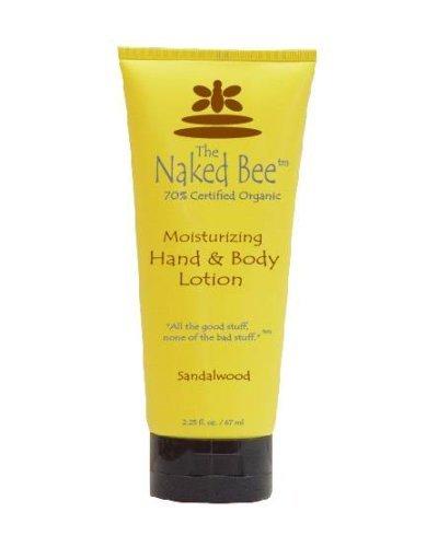 Sandalwood Hand & Body Lotion Tube 2.25oz