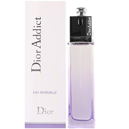 Dior Addict Eau Sensuelle by Christian Dior for Women, 3.4 oz. Eau De Toilet Spray