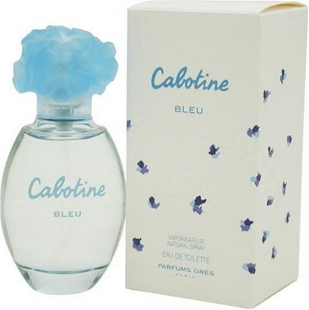 Cabotine Bleu By Parfums Gres For Women. Eau De Toilette Spray 1.7 Ounces