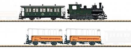 LGB 29271 Anniversary Train Set for 125 Yrs of Rhaetian Railroad