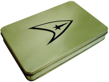 Brothers Star Trek Bottle Opener Tin Gift Set