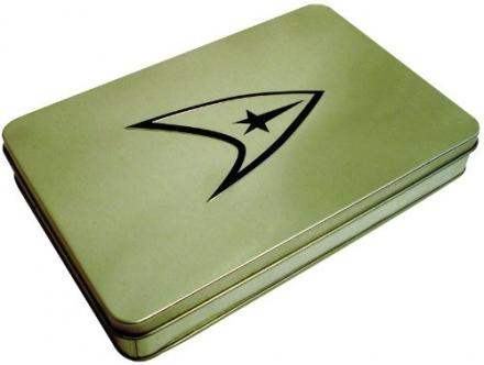 Brothers Star Trek Bottle Opener Tin Gift Set