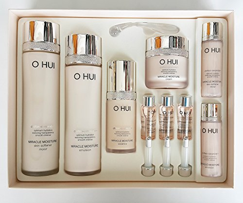 Ohui Miracle Moisture Basic 4-piece Special Gift Set