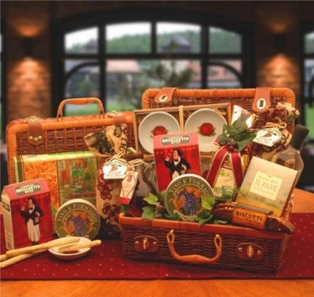Gourmet Gift Bon Appetite Gourmet Food Hamper Gift Basket