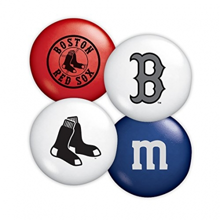 Boston Red Sox M&M'S 10lb Bulk Bag