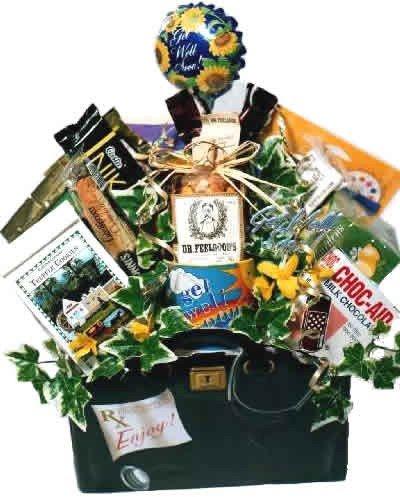 Gift Basket Village MD Get Well Gift Basket, Large