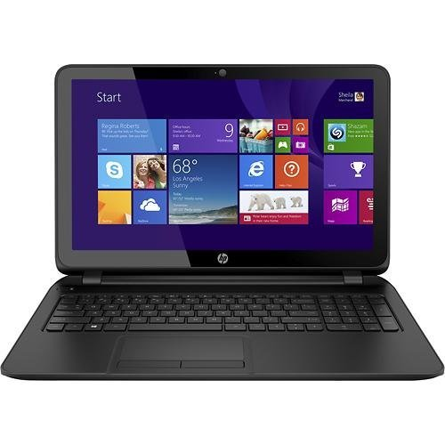 HP 15-r263dx 15.6″ Laptop PC – Intel Pentium N3540 / 4GB Memory / 750GB HD / DVD±RW/CD-RW / HD Webc