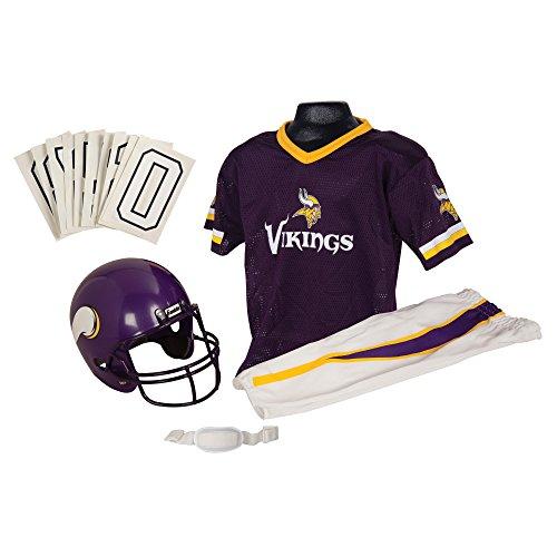Franklin Sports NFL Team Licensed Deluxe Youth Uniform Set